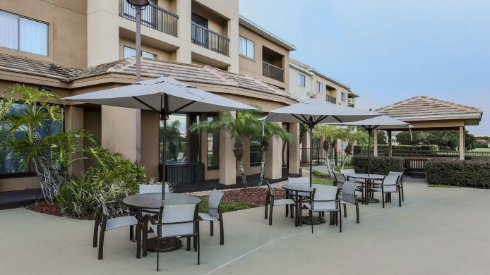 Exterior view Courtyard Orlando Lake Mary/North
