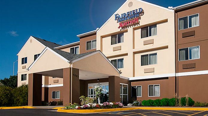 Exterior view Fairfield Inn & Suites Sioux Falls