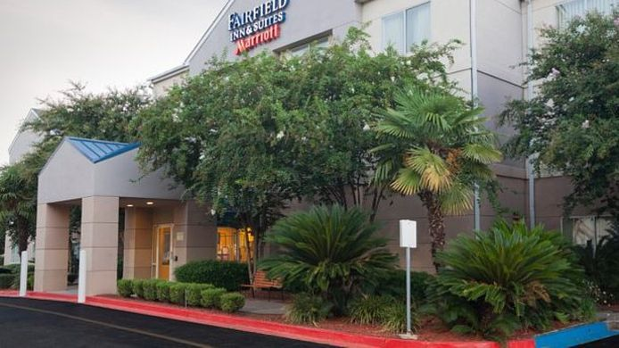 Exterior view Fairfield Inn & Suites Lafayette I-10