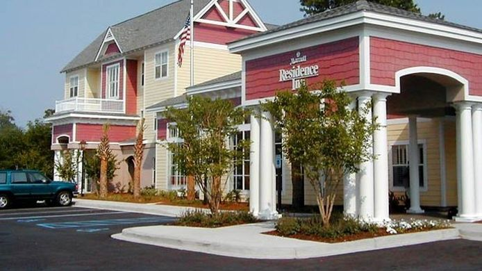 Buitenaanzicht Residence Inn Charleston Mt. Pleasant