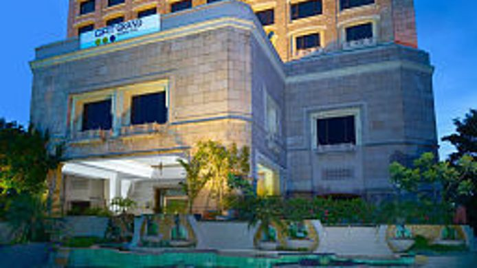 Exterior View Grand By Grt Hotels Chennai