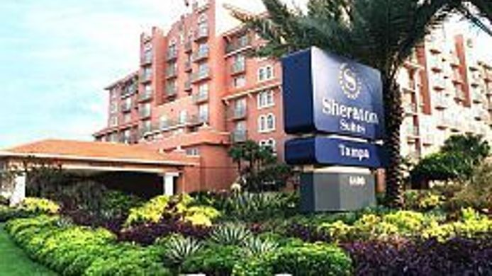 Buitenaanzicht Four Points by Sheraton Suites Tampa Airport Westshore