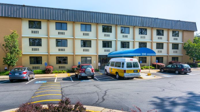 Exterior view Comfort Inn Washington Dulles International