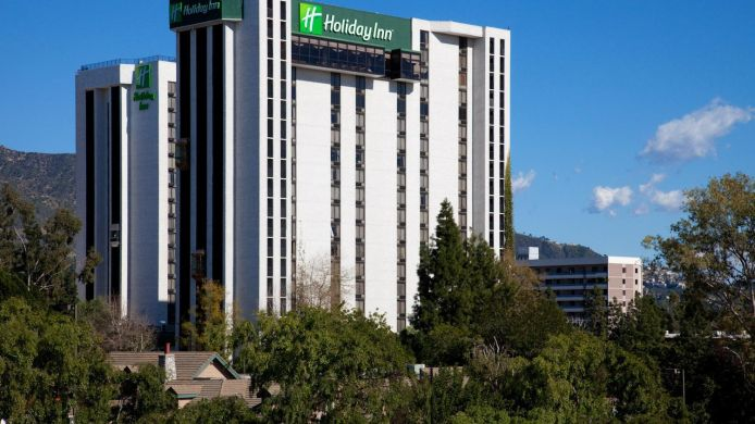Exterior view Holiday Inn BURBANK-MEDIA CENTER