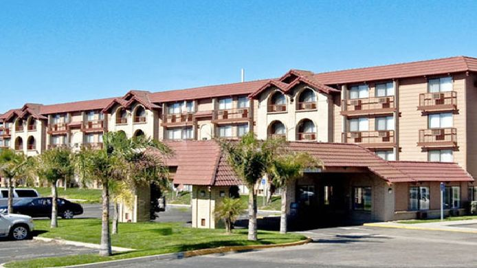Exterior View Lompoc Valley Inn Suites