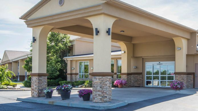Exterior view Comfort Inn Glenmont - Albany South
