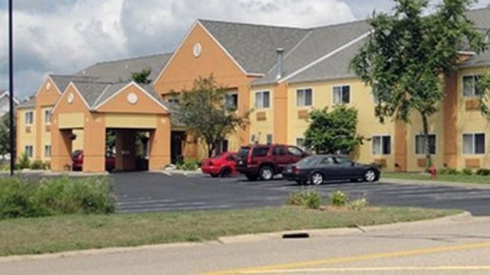 Buitenaanzicht Quality Inn Lakeville