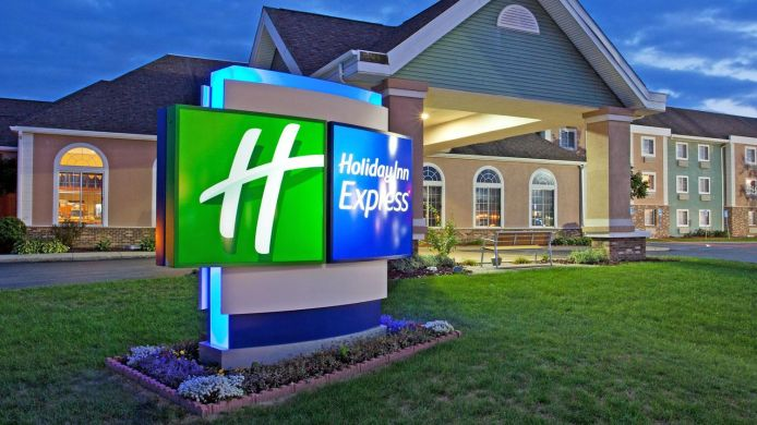 Exterior View Holiday Inn Express Birch Run Frankenmuth Area