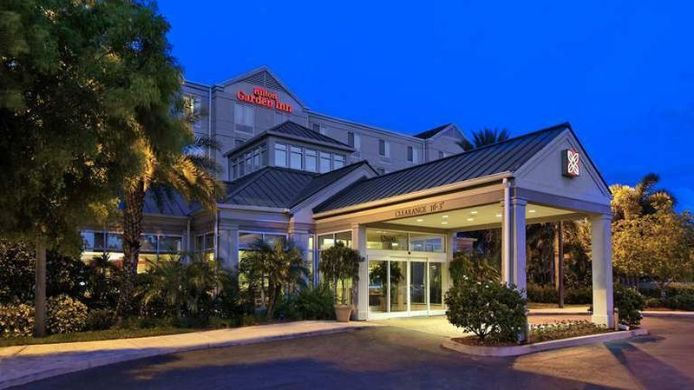Exterior view Hilton Garden Inn Ft Myers