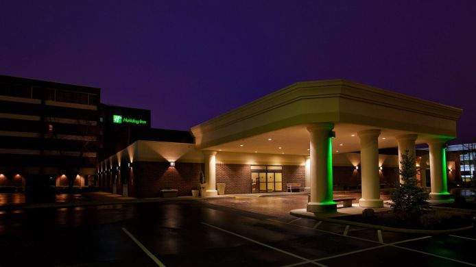 Buitenaanzicht Holiday Inn DAYTON/FAIRBORN I-675