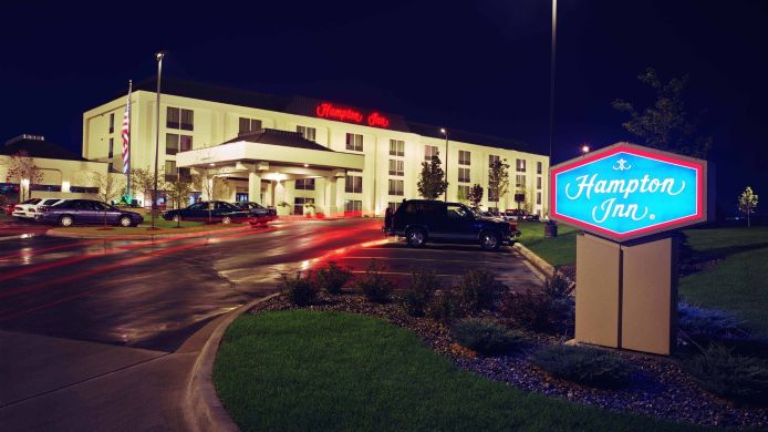 Exterior view Hampton Inn Minneapolis-Eagan