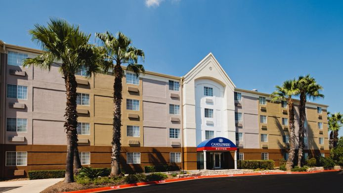 Buitenaanzicht Candlewood Suites SAN ANTONIO NW MEDICAL CENTER