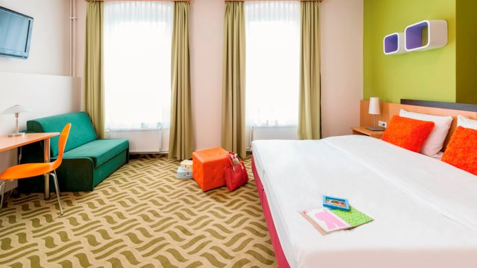 hotel ibis styles berlin city ost - 3 star hotel in berlin, Hause deko