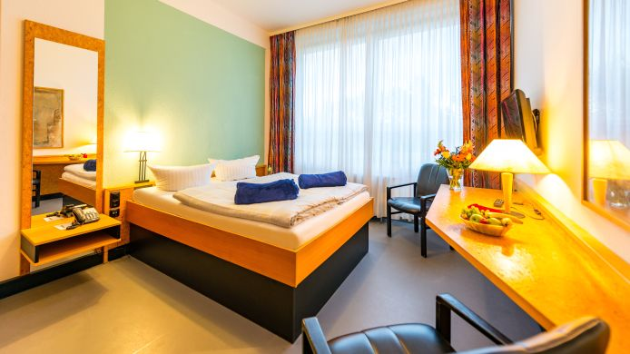 Double room (standard) Hotel an der Therme Haus 3