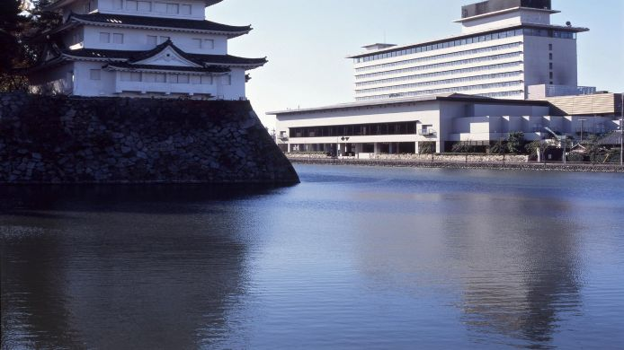 Exterior view The Westin Nagoya Castle