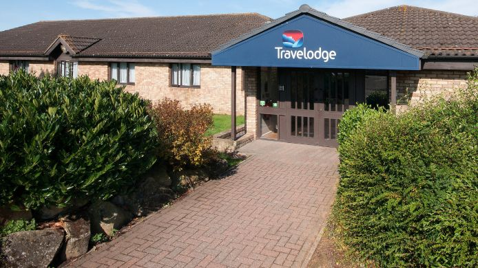 Exterior View Travelodge Ely