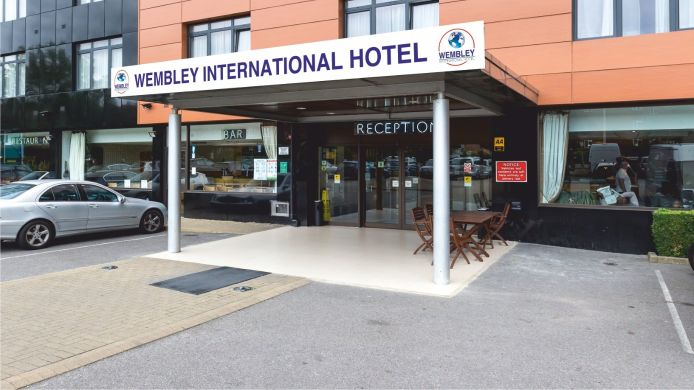 Exterior View Wembley International Hotel