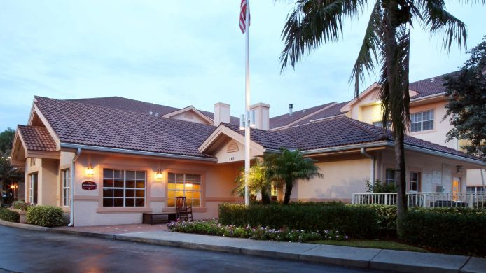 Buitenaanzicht Residence Inn West Palm Beach