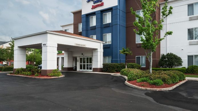 Buitenaanzicht SpringHill Suites Baton Rouge South