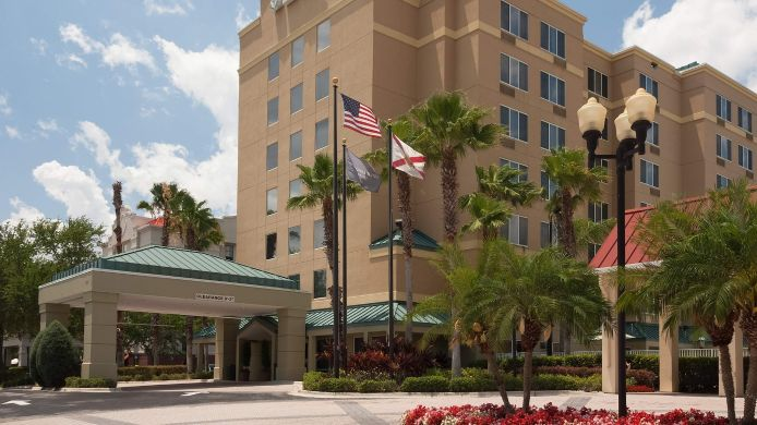 Exterior view SpringHill Suites Orlando Convention Center/International Drive Area