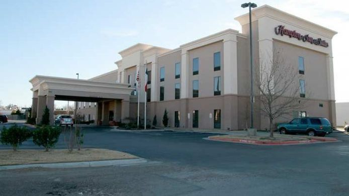 Exterior view Hampton Inn - Suites Amarillo West
