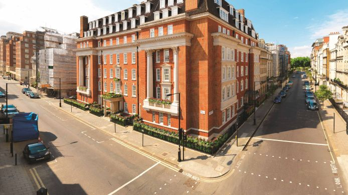 Exterior View Grand Residences By Marriott Mayfair London