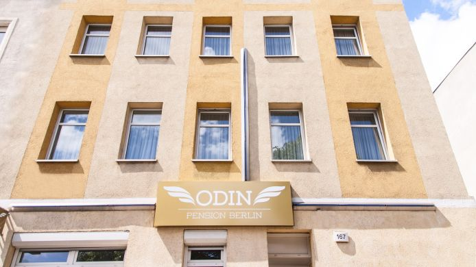 Exterior view Odin Pension