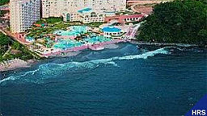 Vista exterior Azul Ixtapa Grand All Inclusive Suites & Spa