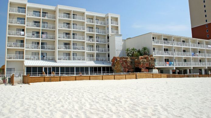 Exterior view BEST WESTERN ON THE BEACH