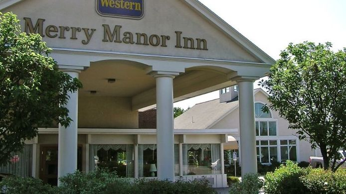 Exterior view BEST WESTERN MERRY MANOR INN