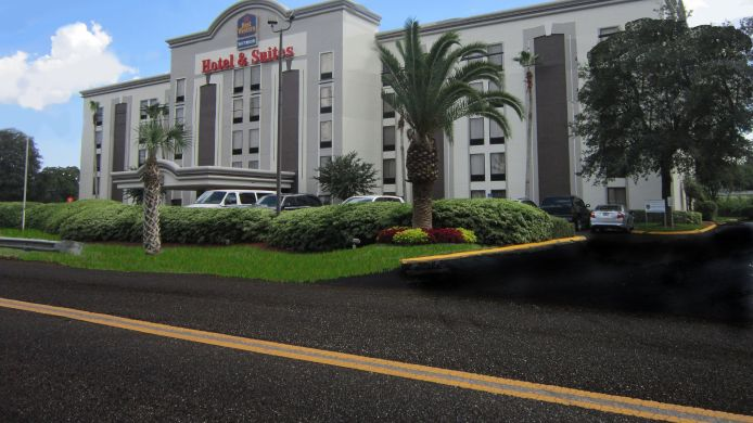 Exterior view BEST WESTERN SOUTHSIDE HOTEL