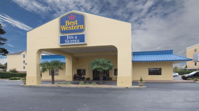 Exterior View Best Western Inn And Suites