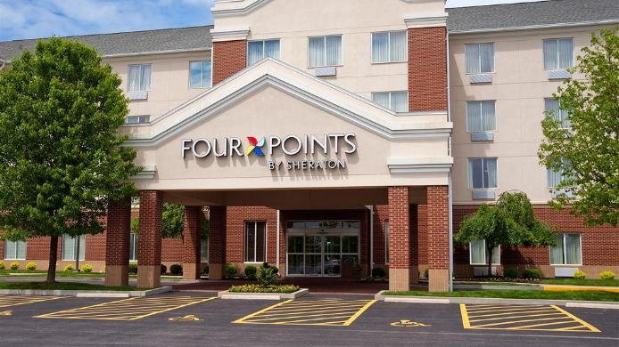 Buitenaanzicht Four Points by Sheraton St. Louis - Fairview Heights