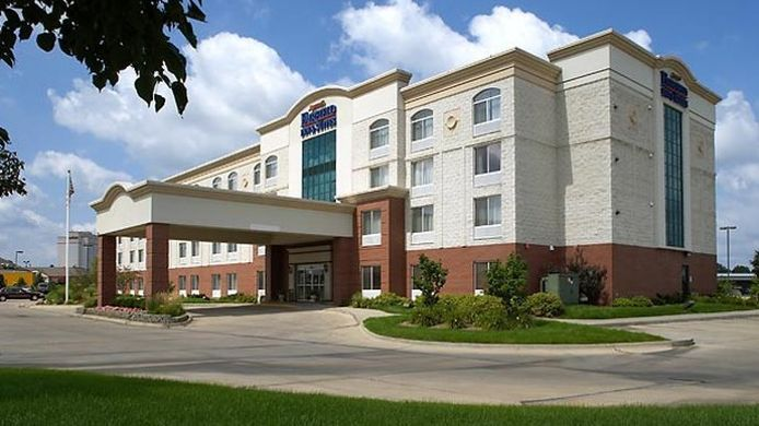 Exterior view Fairfield Inn & Suites Des Moines West
