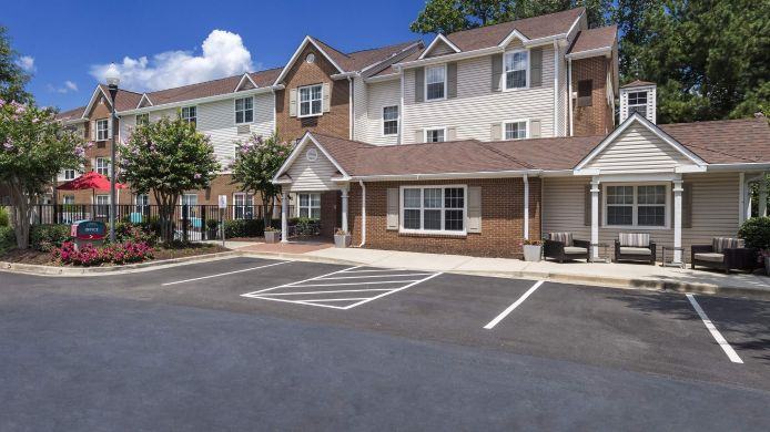 Exterior view TownePlace Suites Atlanta Kennesaw