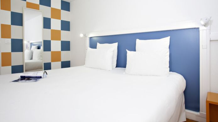 Double room (standard) Best Western Bordeaux Aeroport