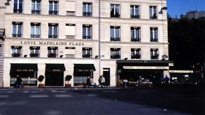 Hrs Hotel Paris