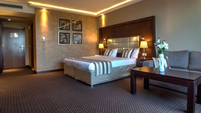 Single room (superior) Imperial Plovdiv Hotel & Spa
