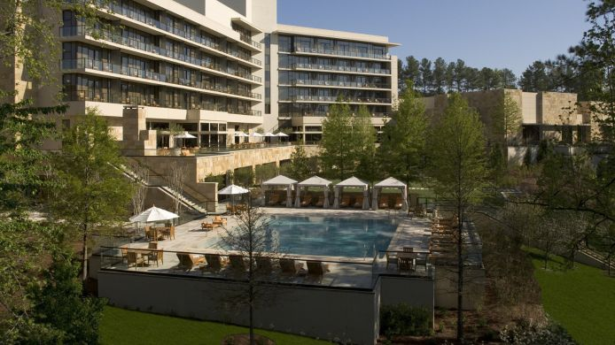 Exterior view THE UMSTEAD HOTEL AND SPA