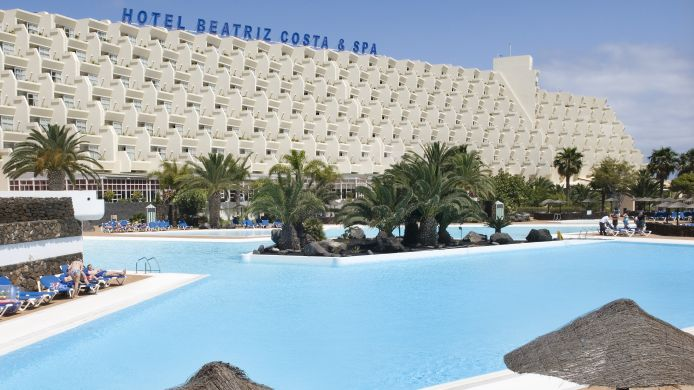Lanzarote Costa Teguise  Sterne Hotel
