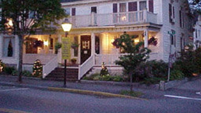 Exterior view THE KENNEBUNK INN