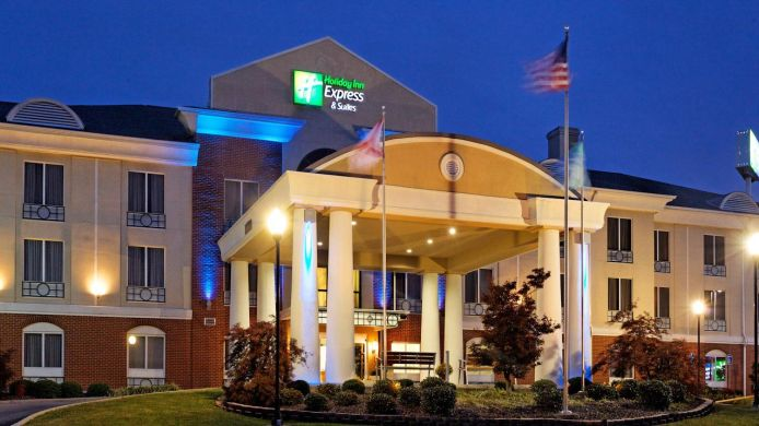 Exterior view Holiday Inn Express & Suites CULLMAN