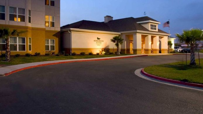 Exterior view Homewood Suites by Hilton Corpus Christi