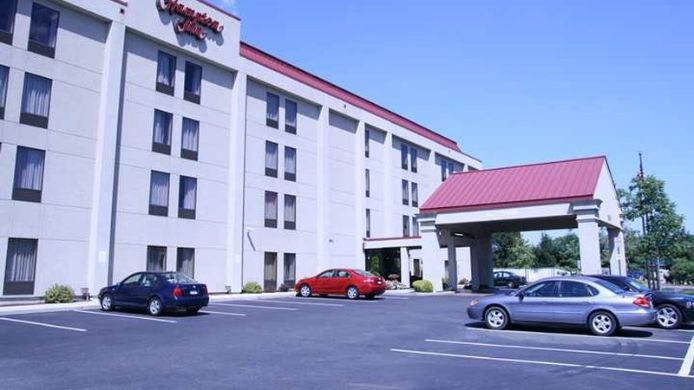 Exterior View Hampton Inn Bordentown Nj