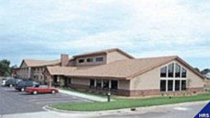 Exterior View Boarders Inn Suites Ripon