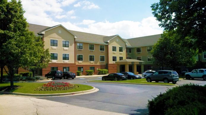 Exterior view EXTENDED STAY AMERICA DARIEN