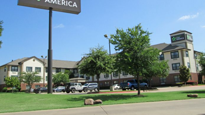 Exterior view EXTENDED STAY AMERICA LEWISVIL