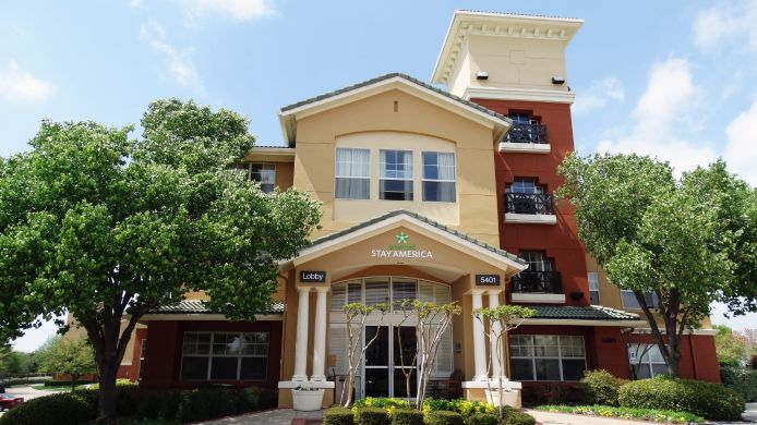 Exterior view Extended Stay America - Dallas - Las Colinas - Green Park Dr.