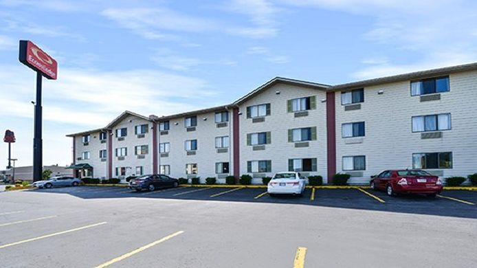 Exterior view Econo Lodge Somerset