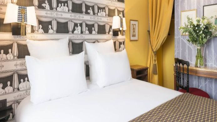 Double room (standard) Hôtel Sacha by HappyCulture